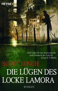 Die Luegen des Locke Lamora von Scott Lynch