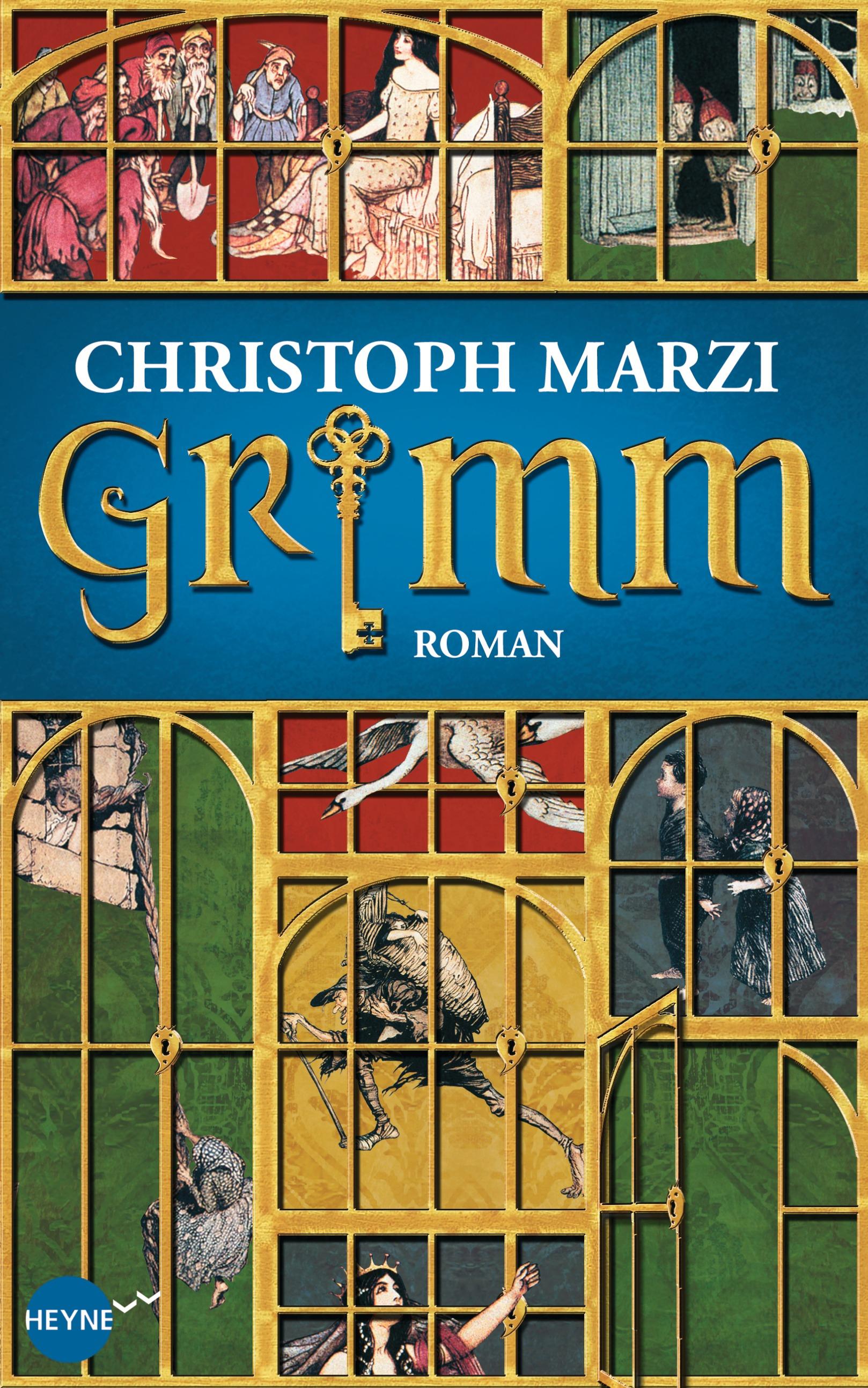 Bildergebnis für Grimm Marzi