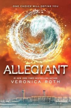 Divergent #3 - Allegiant - Veronica Roth