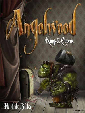 Angelwood Cover