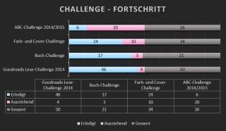 Challenge-Fortschritt