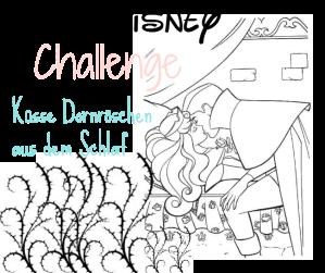 Disney Challenge Zusatz Februar