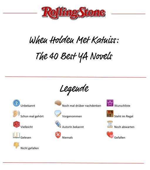 Rolling Stone When Holden Met Katniss