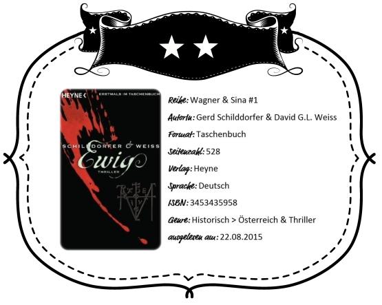 2015-08-22 - Schilddorfer & Weiss Ewig