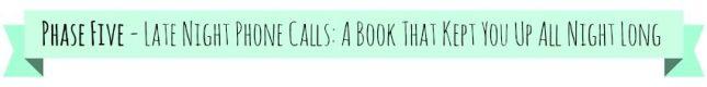 Book Courtship Task 5