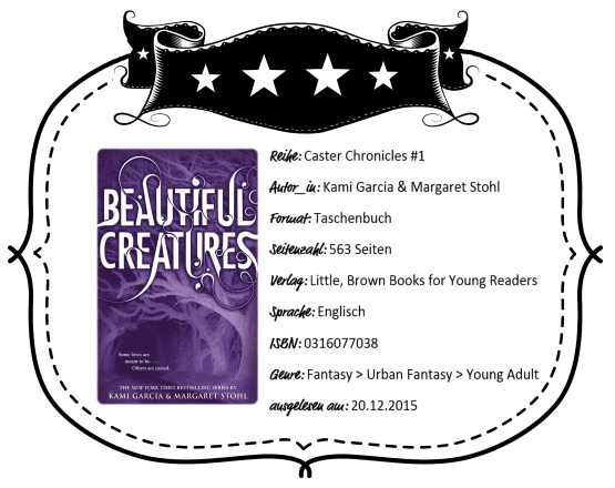 2015-12-20 - Garcia & Stohl Beautiful Creatures