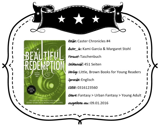 2016-01-09 - Garcia & Stohl Beautiful Redemption