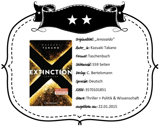 2016-01-22 - Takano Extinction