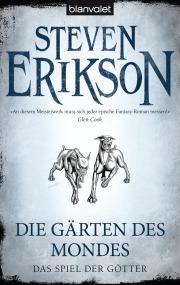 Das Spiel der Goetter 1 von Steven Erikson