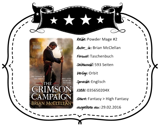 2016-02-29 - McClellan The Crimson Campaign