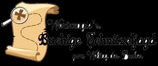 Wortmagies Buchige Schnitzeljagd zum Welttag des Buches