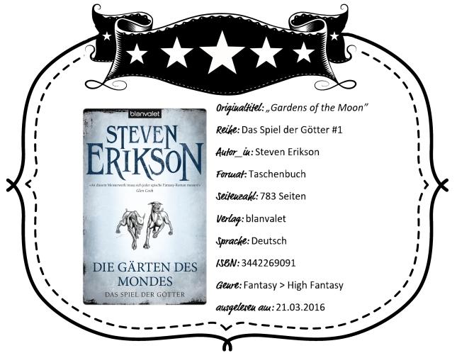 2016-03-21 - Erikson Die Gärten des Mondes