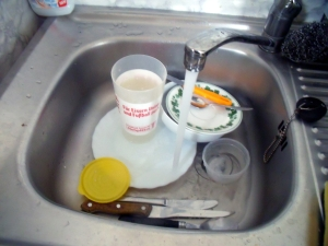 Abwasch