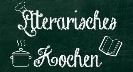 Literarisches Kochen Logo