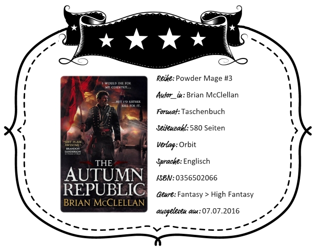 2016-07-07 - McClellan The Autumn Republic