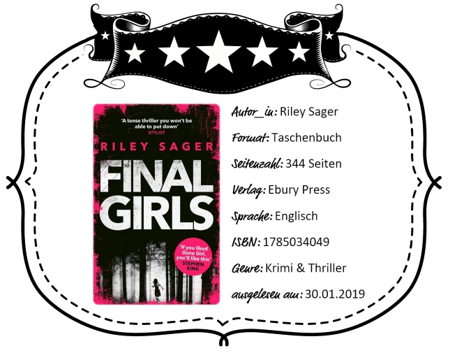 Rezensionsheader Final Girls