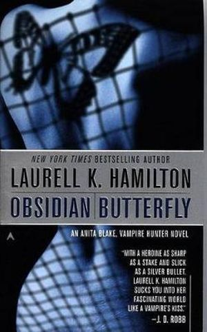 Obsidian Butterfly