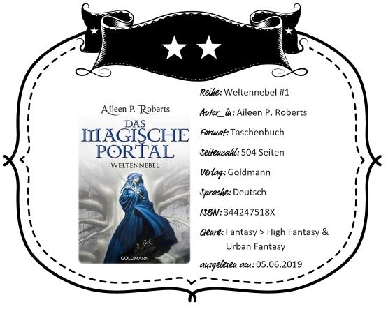 Rezensionsheader Das magische Portal