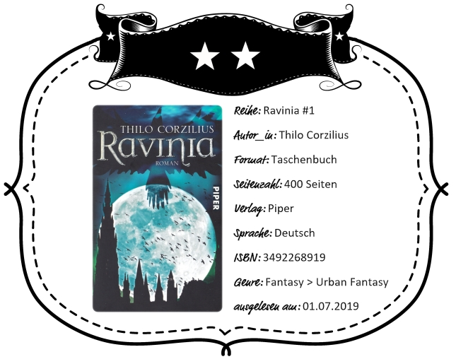Rezensionsheader Ravinia