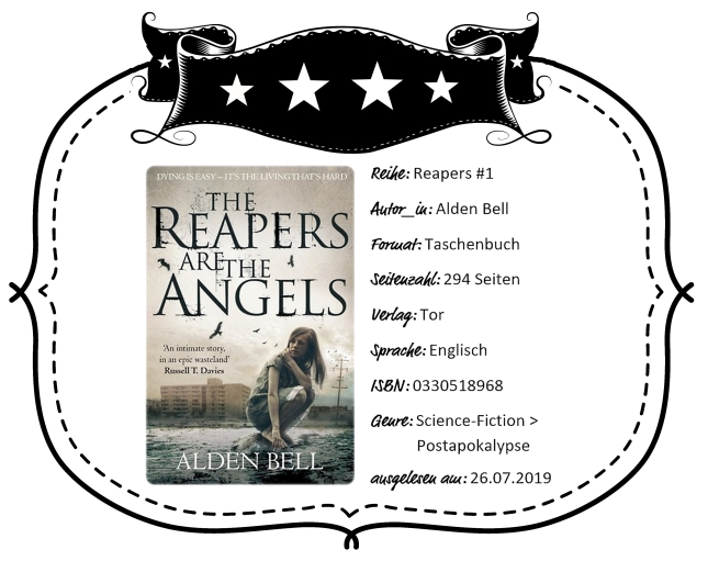 Rezensionsheader The Reapers are the Angels