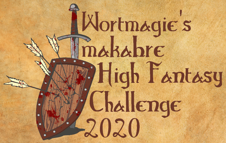 Wortmagie's makabre High Fantasy Challenge 2020