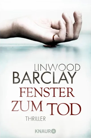Cover des Buches 'Fenster zum Tod' von Linwood Barclay