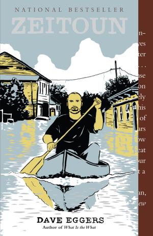 Cover von 'Zeitoun' von Dave Eggers