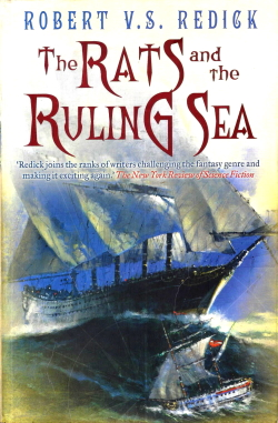 Cover des Buches 'The Rats and the Ruling Sea' von Robert V. S. Redick