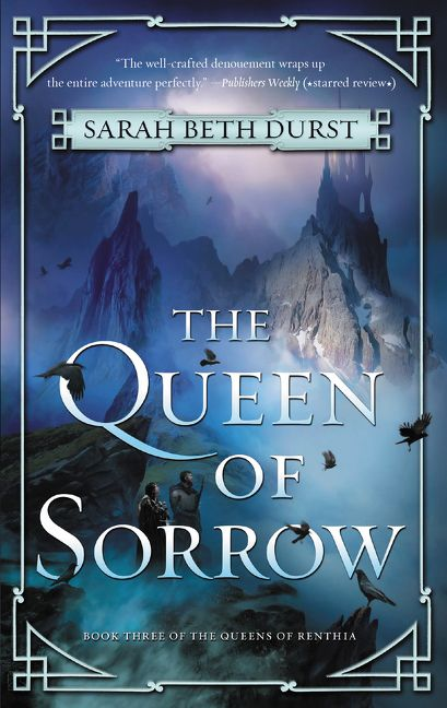 Cover des Buches 'The Queen of Sorrow' von Sarah Beth Durst