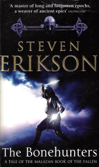 Cover von 'The Bonehunters' von Steven Erikson