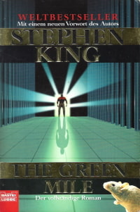 Cover des Buches 'The Green Mile' von Stephen King