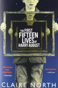Cover des Buches 'The First Fifteen Lives of Harry August' von Claire North