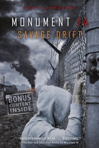 Cover des Buches 'Savage Drift' von Emmy Laybourne