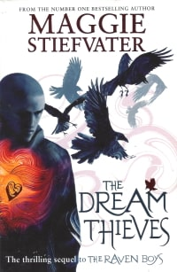 Cover des Buches 'The Dream Thieves' von Maggie Stiefvater