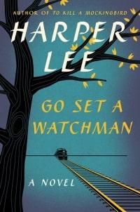 Cover des Buches 'Go Set Watchman' von Harper Lee