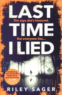 Cover des Buches 'Last Time I Lied' von Riley Sager