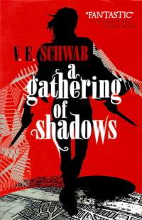 Cover des Buches 'A Gathering of Shadows' von V. E. Schwab