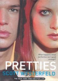 Cover des Buches 'Pretties' von Scott Westerfeld