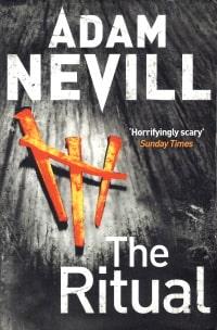 Cover des Buches 'The Ritual' von Adam Nevill