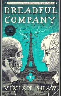 Cover des Buches 'Dreadful Company' von Vivian Shaw